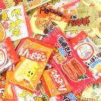 お菓子 詰め合わせ (全国送料無料) <駄菓子おせんべいセット2>【7種・計35コ】 おかしのマーチ メール便 (omtmb6276)