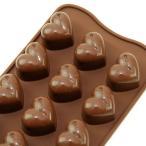 チョコレート型 シリコンモールド MONAMOUR(モナムール/ハート)SCG01 チョコ型 チョコレートモールド ケーキ型
