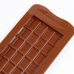 チョコレート型 シリコンモールド Classic Choco Bar(クラシックチョコバー)SCG036 チョコ型 モルド
