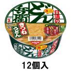 日清食品 どん兵衛 きつねうどんミニ42g (12個入)