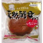 デイプラス天然酵母パンいちごジャム1個×12袋入