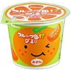 カバヤ食品 フルーツ缶グミ 50g×12個入