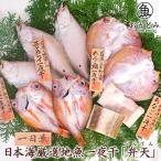 【送料無料】日本海厳選地魚一夜干「弁天」(べんてん)