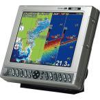 10.4型デジタル GPSプロッタ 魚探 YAMAHA(ヤマハ) YFHVI 104-FADi