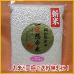 令和元年産・岡山県産ヒメノモチ白米1kg お米と同梱で送料無料