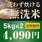 岡山県産米100% 無洗米 洗わずに炊ける 送料無料