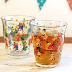 ショッピングムーミン ムーミン 50's ヴィンテージ グラス ガラス タンブラー 250ml 【MOOMIN】ガラス製コップ グラス タンブラー 食器