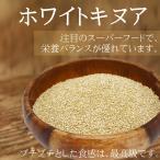 ホワイトキヌア 500g 栄養価が高い スーパーフード ホワイト キヌア 500g 【ホワイトキヌア500g】