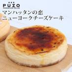チーズケーキ 人気No.1セット ベイクドチーズケーキ&ニューヨークチーズケーキ 送料無料 チーズケーキ専門店 PUZO