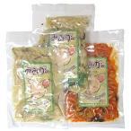 みみがー 3種セット(酢、ピーナッツ、キムチ) 100g×3個 沖縄 料理 食品 ミミガー [冷蔵商品]