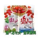 塩トマト110g・梅塩トマト110g 選べる2袋セット【メール便送料無料】
