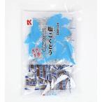 粟国の塩使用 塩こくとう(塩黒糖) 130g メール便発送可 送料200円 琉球黒糖 熱中症対策・塩分・糖分
