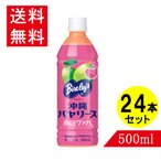 グァバジュース 沖縄バヤリース グァバ 500ml×24本 ケース販売 送料無料 グアバ フルーツ ギフト