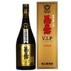 泡盛 菊之露VIPゴールド 八年古酒 720ml 30度×12本(1ケース) 菊之露酒造