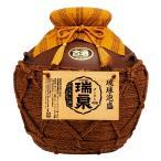 泡盛 瑞泉 古酒43度  三升シュロ縄巻壺(壺)(甕)/瑞泉酒造