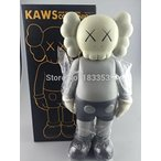 アイアンマン フィギア2016 16 Inch Original fake KAWS Dissected Companion Action Figures model With Original Box (Gray) 正規輸入品