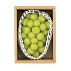 山形県置賜産 シャインマスカット 秀650g(1房) ぶどう 葡萄 マスカット 数量限定 種なし 皮ごと