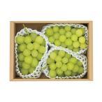 山形県南陽市産 シャインマスカット 秀2kg(3〜4房) 高橋果樹園 ぶどう 葡萄 マスカット 数量限定 種なし 皮ごと