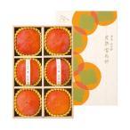 奈良県西吉野産 完熟富有柿 4Lサイズ2.3kg(6玉) 低農薬栽培