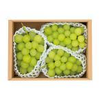 日本の極み 山形県南陽市産 シャインマスカットC 秀2kg(3〜4房) 高級 ぶどう 葡萄 リンベル お取り寄せ グルメ