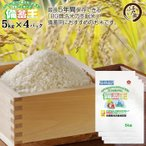 備蓄米 備蓄王 無洗米 20kg(国産)(5kg×4P) 本州お届け送料無料 代引き不可
