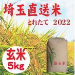 お米 玄米5kg 送料無料 埼玉直送の米