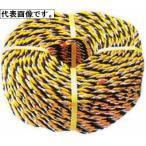 トラロープ #9×100m 標識ロープ ポリエチレン