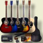 アコースティックギター 初心者入門 Sepia Crue FG-1 入門DVD付属