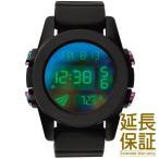 NIXON ニクソン 腕時計 A197-1630 THE UNIT ユニット BLACK/COSMOS ブラック/コスモス メンズ