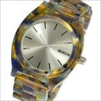 NIXON ニクソン 腕時計 A327-1116 男女兼用 TIME TELLER ACETATE タイムテラーアセテート