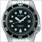 ALBA アルバ 腕時計 AQGJ401 メンズ QUARTZ クオーツ