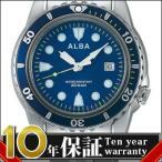 ALBA アルバ 腕時計 AQGJ403 メンズ QUARTZ クオーツ