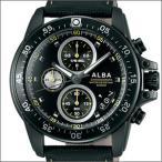 ALBA アルバ 腕時計 AQGT422 メンズ QUARTZ クオーツ