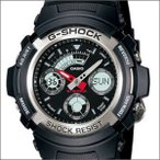 海外CASIO 海外カシオ 腕時計 AW-590-1AER メンズ G-SHOCK ジーショック デジタルウォッチ(国内品番はAW-590-1AJF)