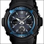ショッピングShock CASIO カシオ 腕時計 AWG-M100A-1AJF メンズ G-SHOCK ジーショック