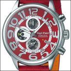 Angel Clover エンジェルクローバー 腕時計 DP44SRE-RE メンズ DOBLE PLAY ダブルプレイ クロノグラフ