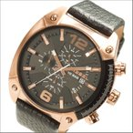 DIESEL ディーゼル 腕時計 DZ4297 メンズ Overflow オーバーフロー
