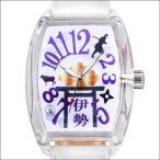 FRANK三浦 フランク三浦 腕時計 FM04NK-MIEWH ユニセックス ご当地三浦 三重県 伊賀のニンニンモデル