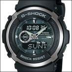 ショッピングShock 海外CASIO 海外カシオ 腕時計 G-300-3AV メンズ G-SHOCK ジーショック G-SPIKE ジースパイク