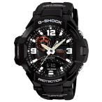 ショッピングShock 海外CASIO 海外カシオ 腕時計 GA-1000-1A メンズ G-SHOCK ジーショック SKY COCKPIT スカイコックピット