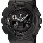 ショッピングShock 海外CASIO 海外カシオ 腕時計 GA-100-1A1 メンズ G-SHOCK ジーショック COBINATION コンビネーション クオーツ