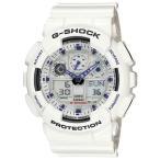 ショッピングShock 海外CASIO 海外カシオ 腕時計 GA-100A-7A メンズ ユニセックス G-SHOCK Gショック ソーラー デジタルウォッチ