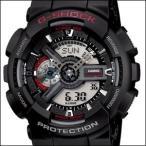 ショッピングShock 海外CASIO 海外カシオ 腕時計 GA-110-1A メンズ G-SHOCK ジーショック クオーツ(国内品番,GA-110-1AJF)