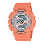 ショッピングShock 海外CASIO 海外カシオ 腕時計 GA-110DN-4A メンズ G-SHOCK ジーショック ダスティ ネオン アナデジ