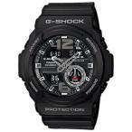 ショッピングShock 海外CASIO 海外カシオ 腕時計 GA-310-1A メンズ G-SHOCK ジーショック COMBINATION MODEL コンビネーションモデル