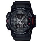ショッピングShock 海外CASIO 海外カシオ 腕時計 GA-400-1B メンズ G-SHOCK ジーショック