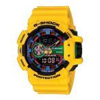ショッピングShock 海外CASIO 海外カシオ 腕時計 GA-400-9A メンズ G-SHOCK ジーショック