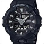 ショッピングShock 海外CASIO 海外カシオ 腕時計 GA-700-1B メンズ G-SHOCK ジーショック