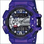 ショッピングShock 海外CASIO 海外カシオ 腕時計 GBA-400-2A メンズ G-SHOCK ジーショック G'MI× ジーミックス