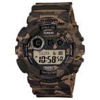 ショッピングShock 海外CASIO 海外カシオ 腕時計 GD-120CM-5 メンズ G-SHOCK Gショック